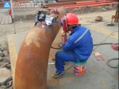 石化管道自动焊案例