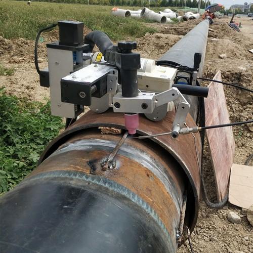 野外施工管道自动焊接机