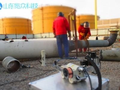 地炼企业管道自动焊接