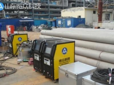 不锈钢管道自动焊接案例