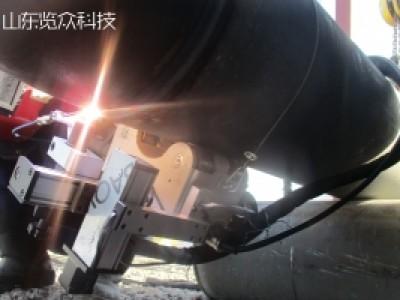 石化管道自动焊接案例
